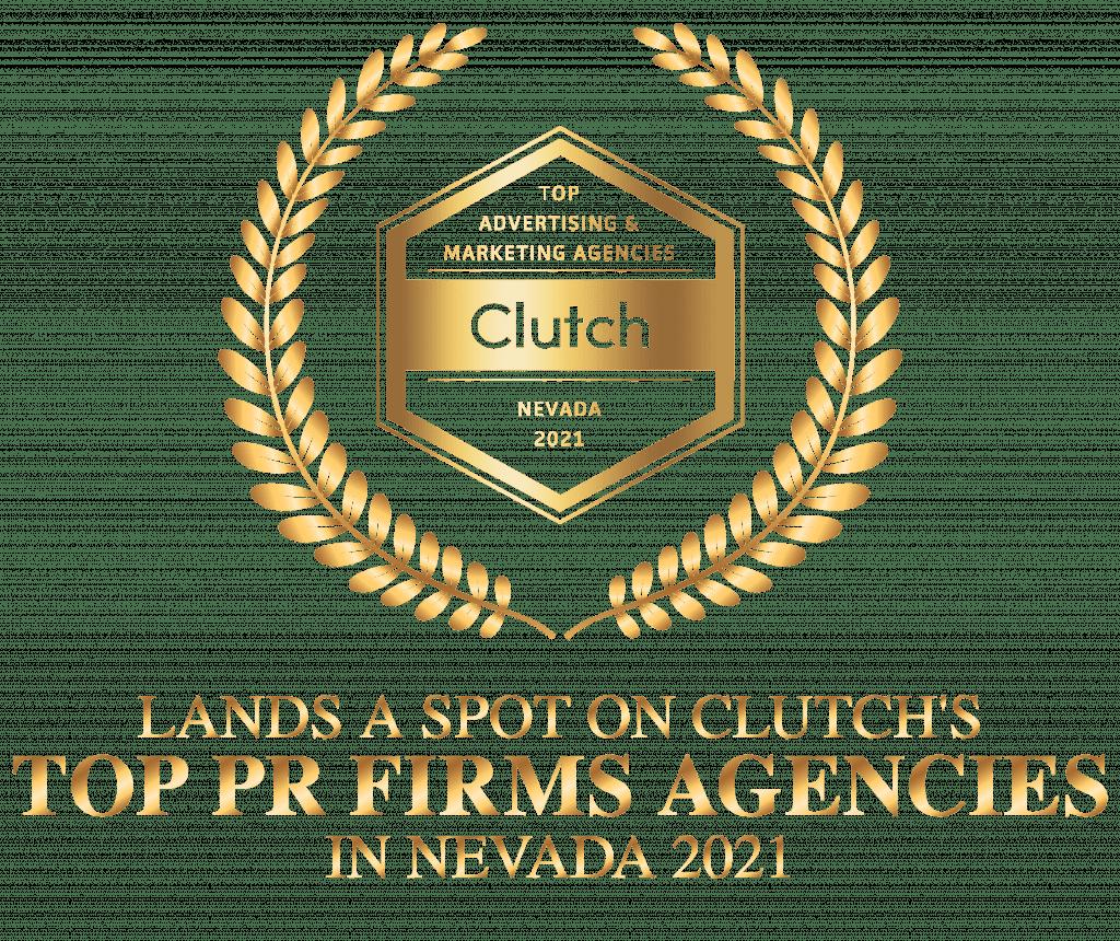 Victorious PR - Clutch Award