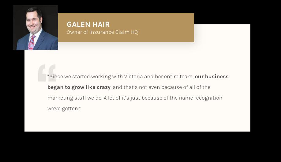 Galen Hair